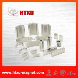 Ndfeb motor rotor generator magnets industrial