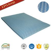 High Quality Wholesale Memory Foam Mattress, Egg Crate Topper