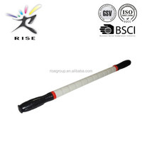 Body Muscle Pain Therapy White Back Massager medical wood stick engraved wood stick