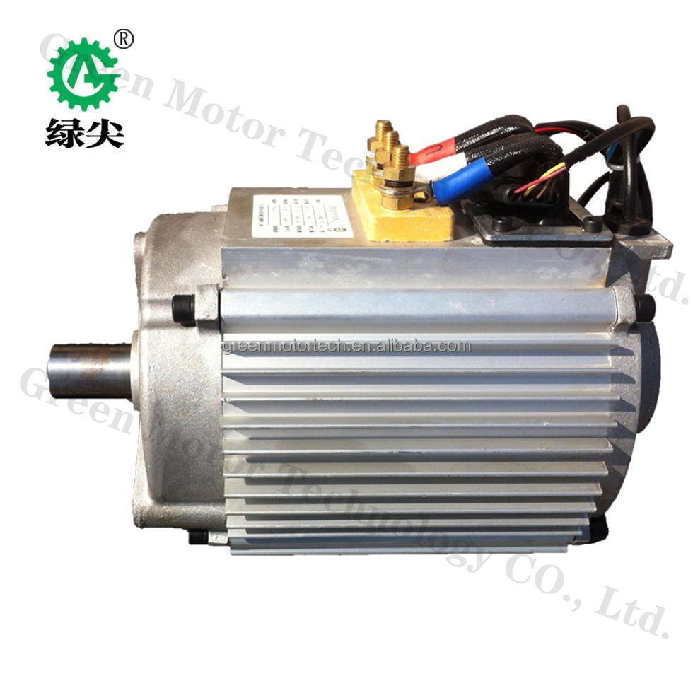Ac brushless motor electric car kit 10kw 96v electric car for Buy electric motors online