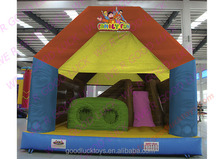 jumping castle/ hotsell cartoon inflatable water combo games large trampoline for sale /inflatable castle /inflatable bouncer