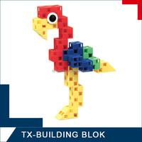 newest idea building block - diy cheap kids toy