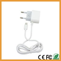 Universal Portable High Quality Dual USB 2A Home Charger With Cable For iphone