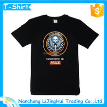 Digital dye sublimation wholesale t-shirt printing