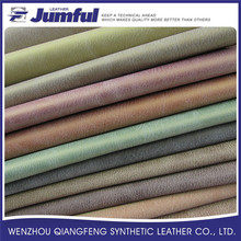 Anti-Mildew imitated nubuck fabrics roll imitation leather