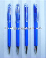 simple ABS ball pen with clip&Unique design shape ballpoint pen for kids&promotional ballpen gifts with cheap price CH-6115