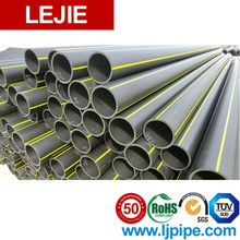 China Resources Gas adapted HDPE Underground Plastic Gas Pipe