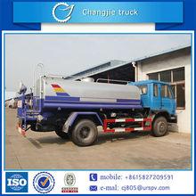 2015 Hot Selling Custom Sprinkling Tanker Truck