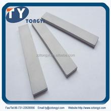 high precision carbide flat from professional Zhuzhou manufacturer