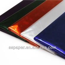 Top Quality Colors cellophane 20micron cellophane gift wrap