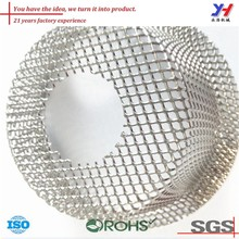 custom fabrication of filter mesh,stainless steel water pump filter mesh