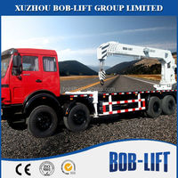 mobile crane manufacturer of China SQ16SA5