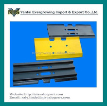 Steel Track Pad for Excavator and Bulldozer