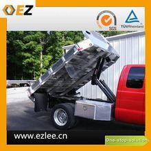 Aluminum underbody truck tool box