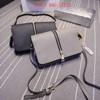 Best seller young women zipper shoulder bag