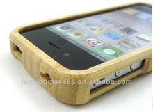 5G wooden/bamboo mobile phone case, eco-friendly phone protective case GA1106