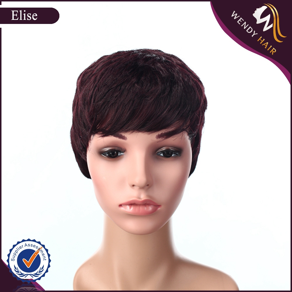Human Hair Baby Doll Wigs