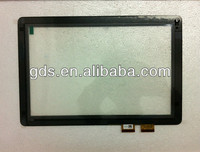 Outer Touch Screen Glass Digitizer Lens For Motorola Xoom MZ505