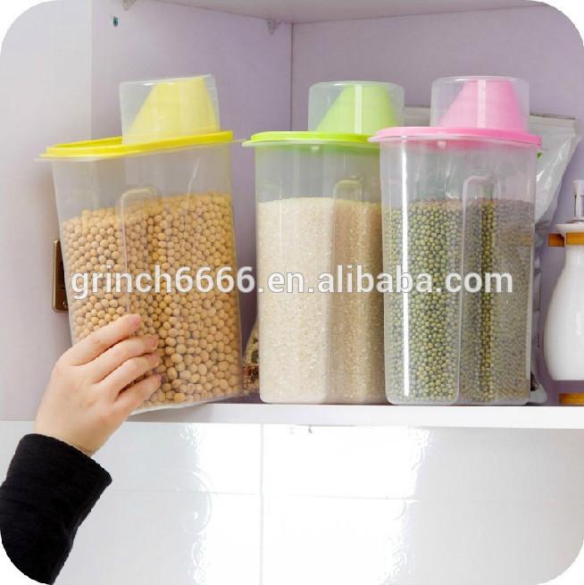 Aide de cuisine en plastique de stockage des aliments for Aide de cuisine