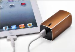 100% full capacity Customized logo 10400mAh power bank//Mobile Phone Use and Electric Type wireless charger