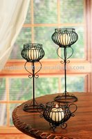 Metal Candle Holder Stand, decorative candle holder stand