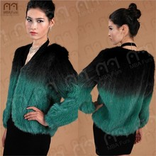 new products 2014 mink fur coat from china fur factory