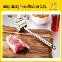 China Best quality Best price lost wax stainless steel meat hammer manufacturer