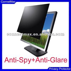 19''Width 376mm (14.8'');301mm(11.85'') Desktop Korea Screen Protector With Anti-Spy Function