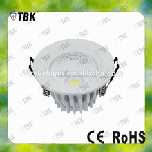 home stable recessed down light led aluminum cob led downligh 5w