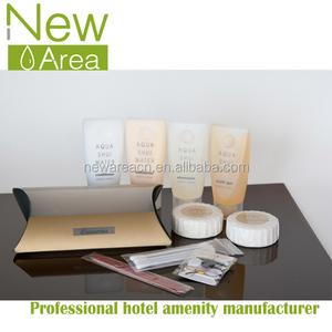 Kit de costura vaidade kit personalizado barato descartável hotel amenidade set amenidades set