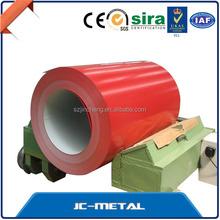 prepainted galvanized steel coils coated metal