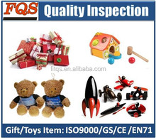 Quality inspection/Quality check service for toys / Gift