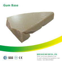 High quality chewing gum base block Gum Base Polyvinyl Acetate