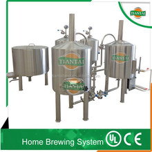 beer brewing equipment for home / pilot