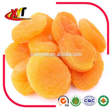 Natural dried apricots fruits