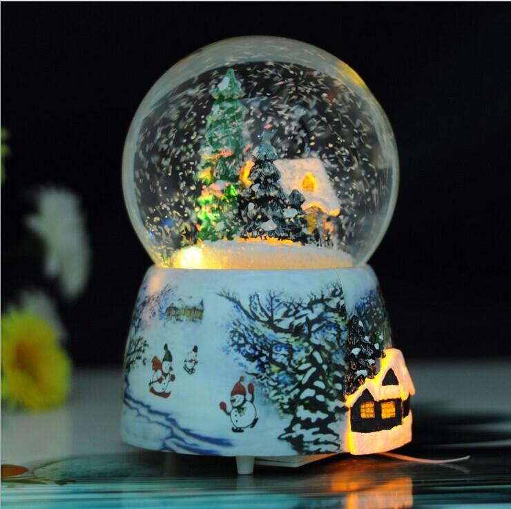 Christmas Snow Globes Cheap