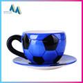 El nuevo producto para 2015 color de la promoción taza de cerámica