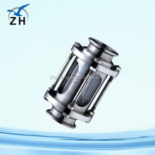 sight glass sanitary stainless steel sight glass