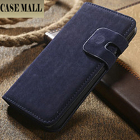 CaseMall wholesale cheap factory price Book Case for iphone 6, standable mobile phone flip cover for iPhone 6