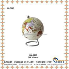 Globe plastic globe decorative world globes