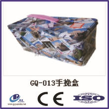 hot sale square empty tin can,tinplate can/tin box packing