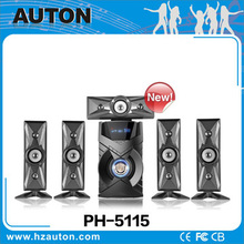 Hot new products for 2015 5.1 home theater music system,home theater system with usb sd fm