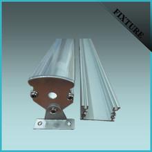 Hot sale extruding aluminum profiles led strip light accessories for decorative lighting