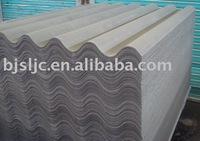 plain color fiber cement roofing tile