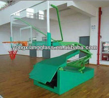 Portable moveable basketball stand movable basketball stand