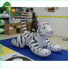 Advertising Inflatable Animal, Inflatable white tiger
