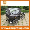 2015 best selling cargo tricycle with mid-motor denmark