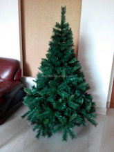 Best selling artificial christmas tree , pvc/pe chirstmas decoration