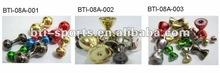 Brass beads for tying flies
