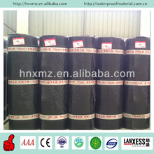 High quality SBS modified asphalt roof waterproofing materials